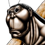ゴキブリ テラフォー マーズ